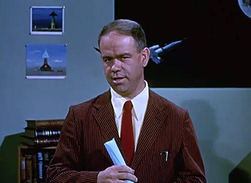 Disney man-about-town, Ward Kimball