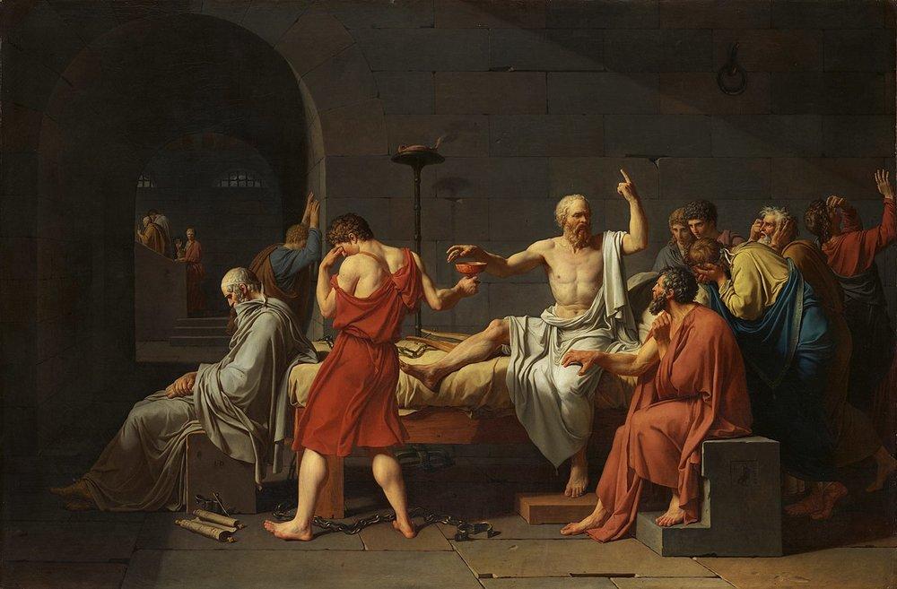 Socrates, a JEW? Fake-News!