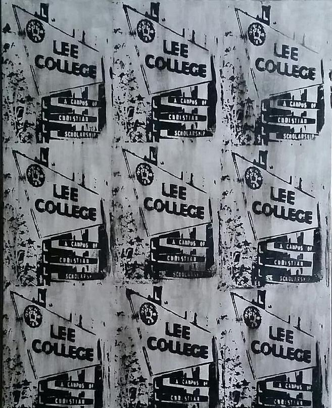Lee College Sign (2018)