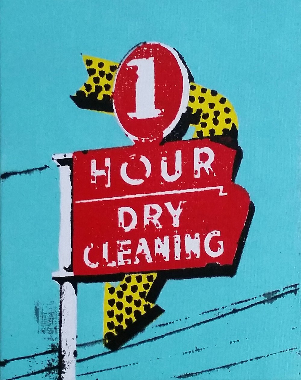 1 Hour Dry Cleaning (2018)