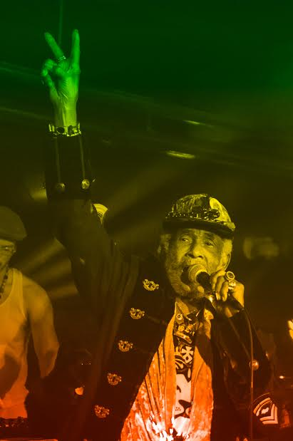 "Lee ""Scratch"" Perry, Photo: What's Her Face Photography"