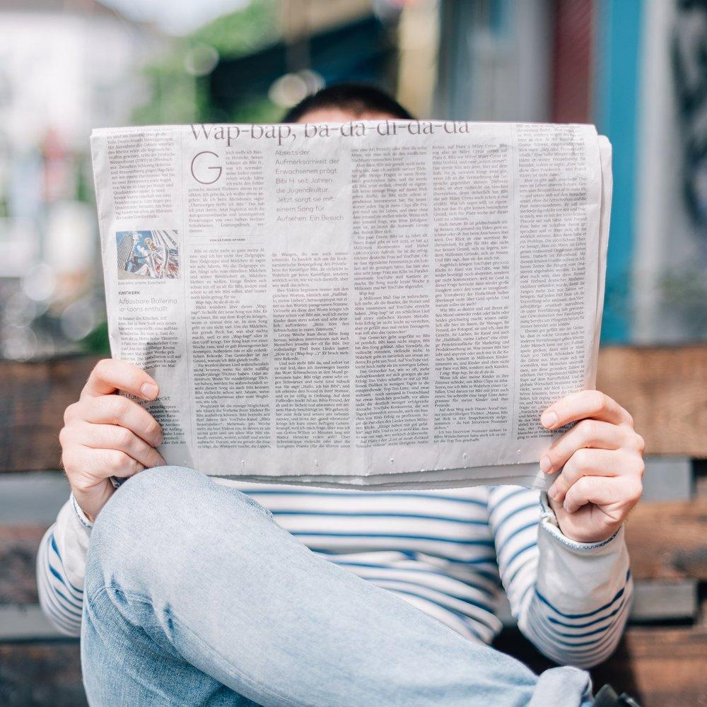 in the media -