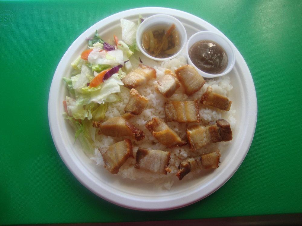 Pork Lechon Kawali