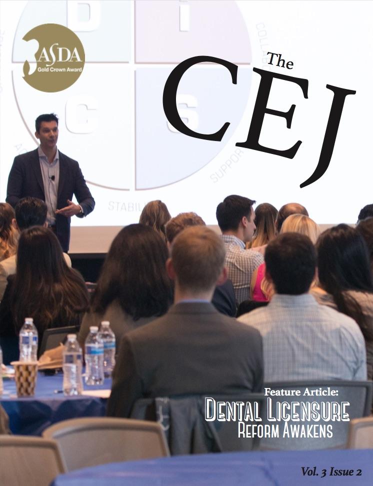 The CEJ (Vol 3 issue 2)