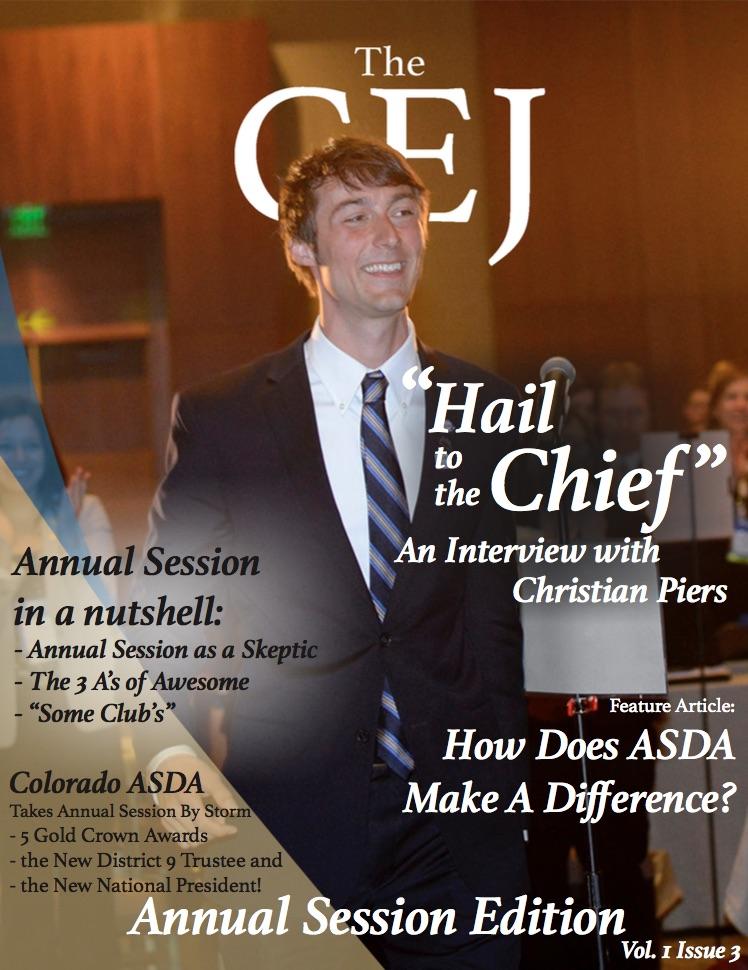 The CEJ (Vol 1 issue 3)