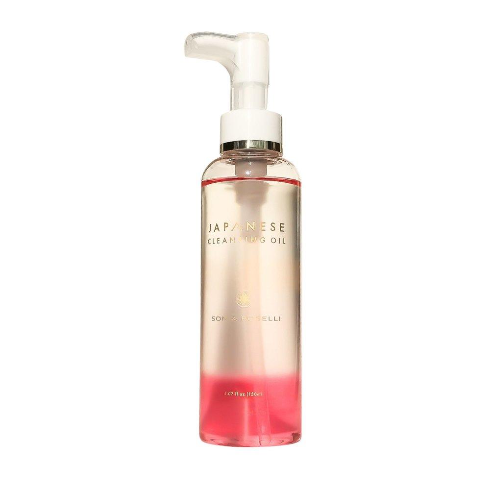 kim baker beauty blogger skincare sonia roselli beauty japanese cleansing oil