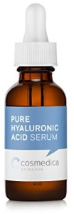 kim baker beauty skin care routine blogger pure hyaluronic acid serum cosmedica