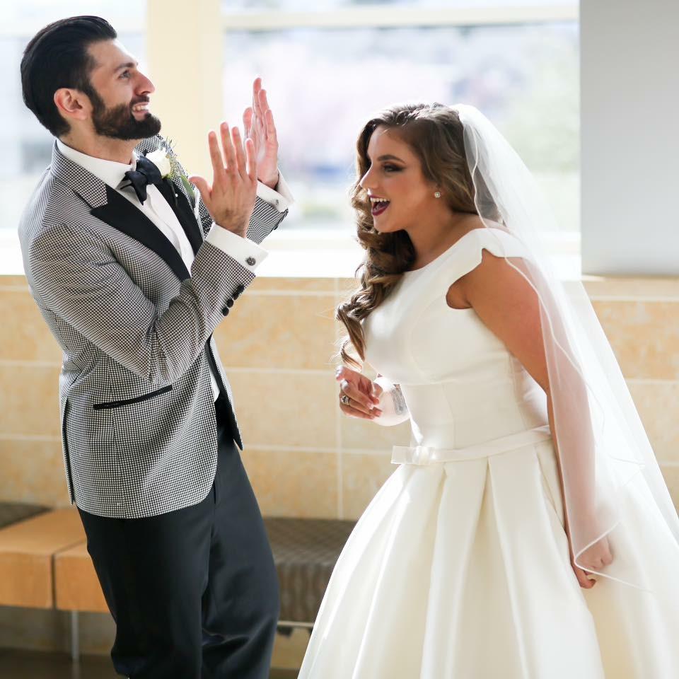 Nina's Wedding