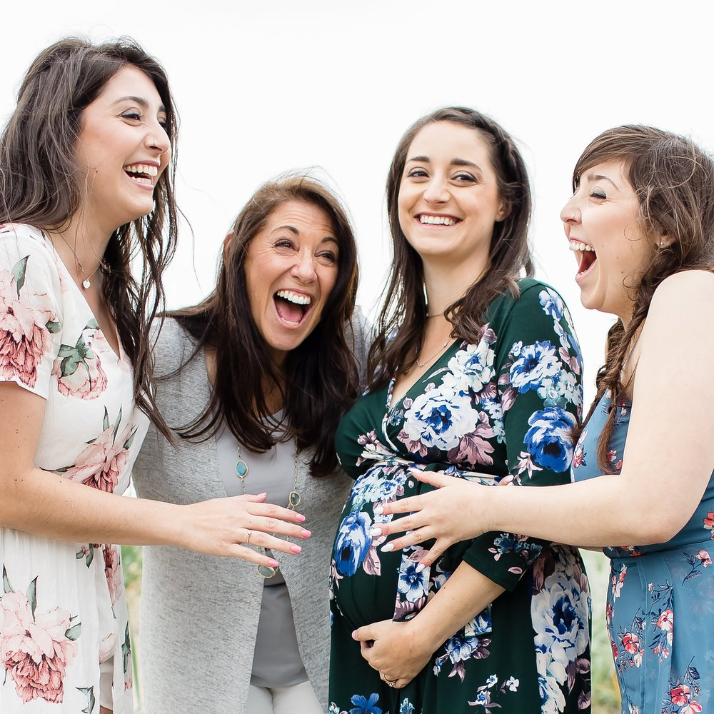Generations Maternity Styled Shoot