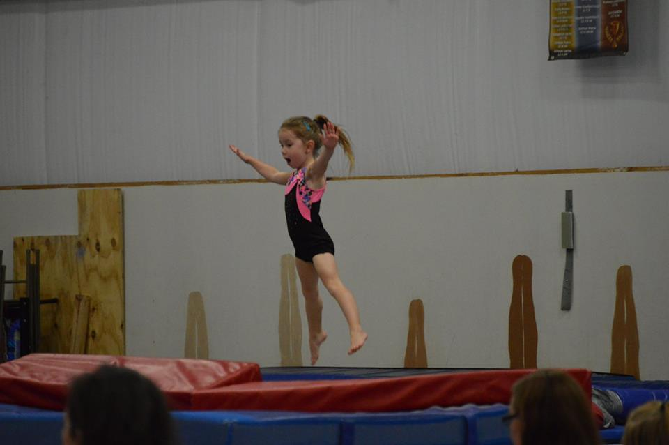 Come jump and play - by registering for preschool