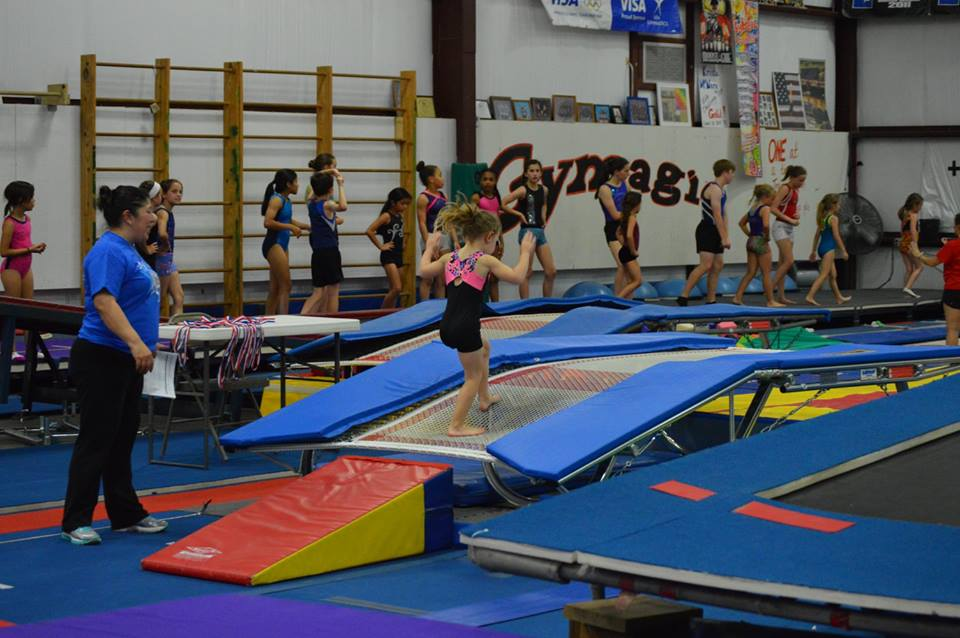Come join tnt gymnastics - We can find a class for you