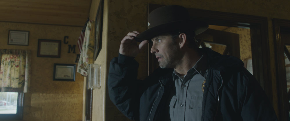 SHERIFF CRANE -