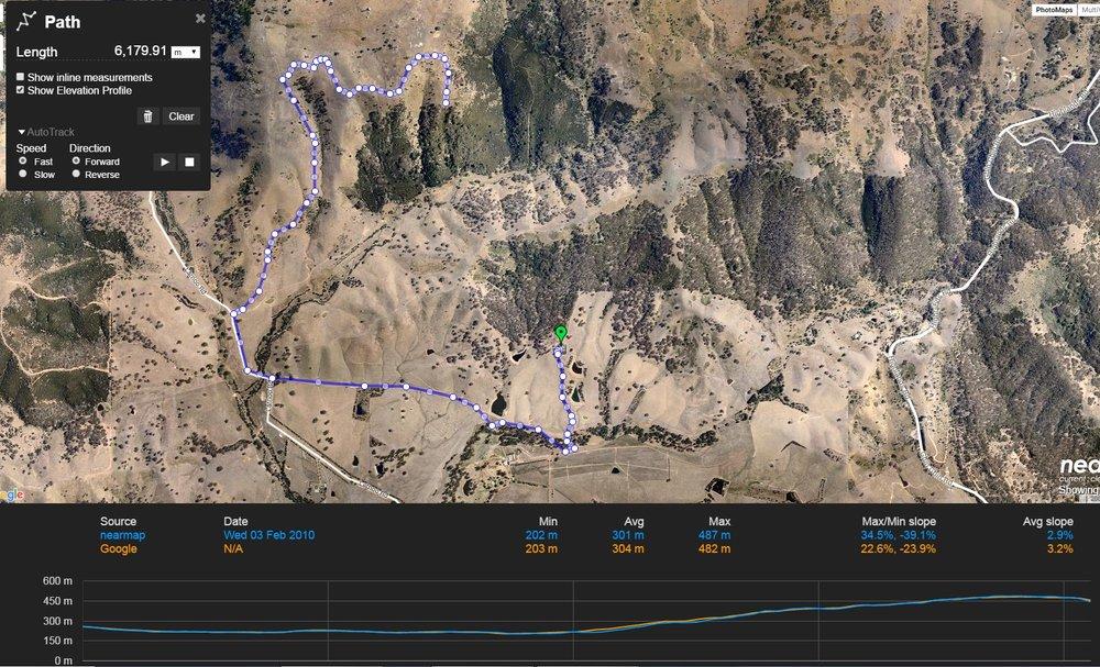 Josephs Peak Walk