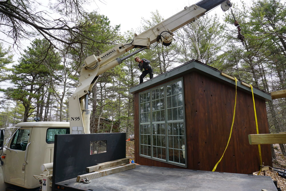 Treehouse_georgetown_maine_building_process