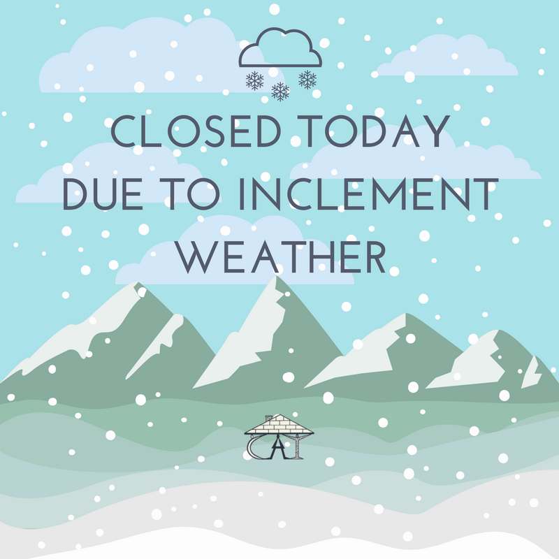 Closed TodayDue to inclementWeather.png