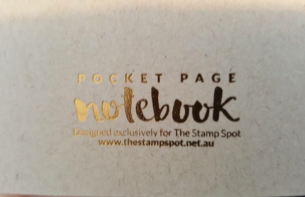 Next up on our small business journey is an Australian company called The Stamp Spot which is run by an amazingly sweet friend named Michelle. Quite some time ago, Michelle reached out to me when I started working in traveler's notebooks and offered to send me one of hers. While her shop carries many things, the main products that sparked my interest were her signature pocket notebooks and traveler's notebook covers. I have since ordered a few times and am always amazed at the quality, speed, and generosity of Michelle. Her traveler's notebooks are absolutely incredible as they alternate plain pages with custom designed page protectors and allow for so many fun, interactive elements. The possibilities are endless! You can find The Stamp Spot goodies and inspiration at these locations:              --Website:  http://thestampspot.net.au               --Instagram:  www.instagram.com/thestampspot