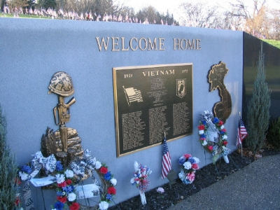 Remember us - we were just kids - the most of us - not militant, not warriors, and certainly not men but trying just as hard as any can imagine to be so; just ordinary guys like you; and had we made it home we would be... standing where you stand, quiet with the thoughts you think no different - the same; just guys ...looking to be home.     W. Nickles