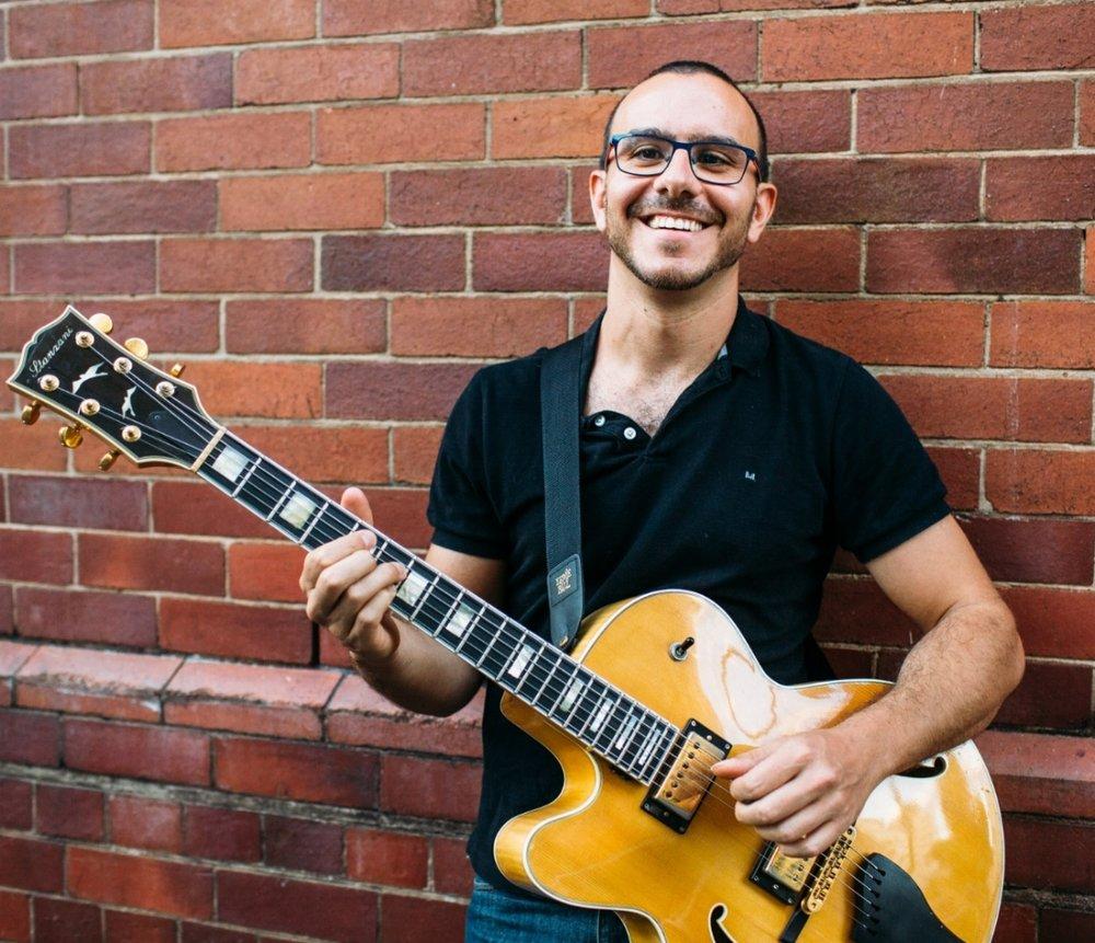 Andrea Vocaturo Guitar Teacher in Brisbane QLD