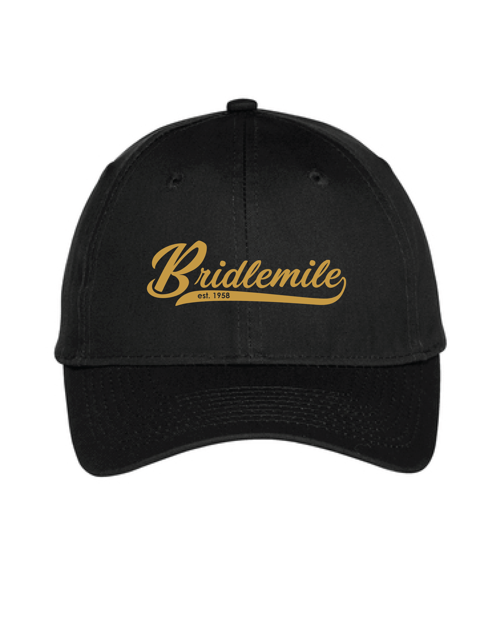 Bridlemile 60th Anniversary Designs_60th embroidered cap.png