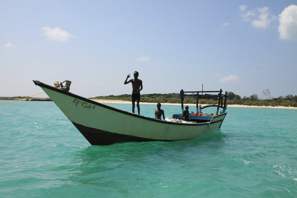 SUSTAINABLE FISHING IN DJIBOUTI  - Collaborating with outlying communities to teach sustainable fishing practices