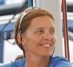 Silvia Frey - Conservation Biologist and ResearcherSilvia Frey is a conservation biologist from Switzerland and holds a Ph.D. in Neurobiology from the University of Basel. Her passion for the subject of aquatic systems and the interaction between living beings and their environment, especially those of marine organisms, drove her to earn an MS degree in environmental sciences. Silvia has worked for the conservation association OceanCare for 20 years,where she is the director of Science and Education and project leader for a small-scale cetacean monitoring project in Sicily. She has been involved in different cetacean research and conservation projects, mostly in the Mediterranean Sea. Besides her dedication to the conservation of whales and dolphins, she has been engaged in sea turtle research and protection. As a conservation biologist, she is particularly interested in using scientific knowledge as a sound basis, in order to better protect marine species and their habitat. Silvia is acting as associated scientist for Alnitak and helps with the survey and volunteer program.www.oceancare.org/ensfrey@oceancare.org