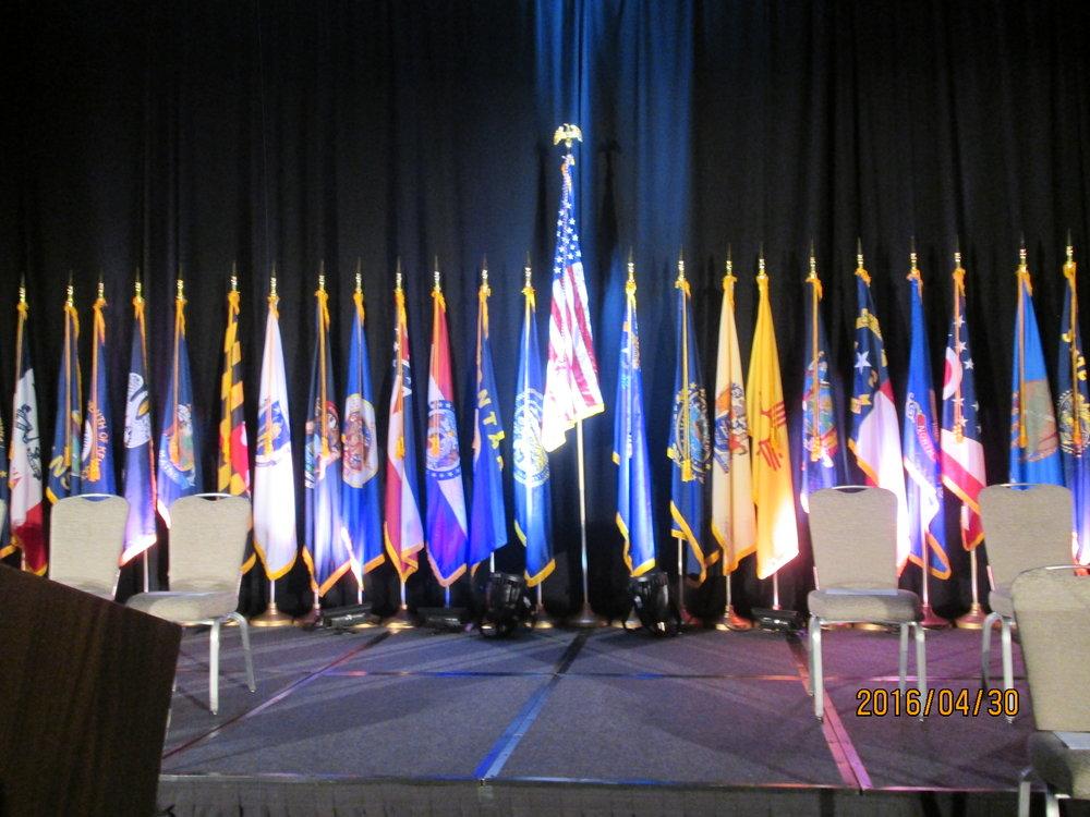 Manchester Grand Hyatt San Diego Flag Display 010.JPG