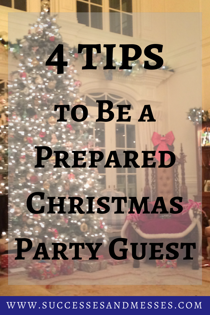 How to be a prepared christmas party guest.png