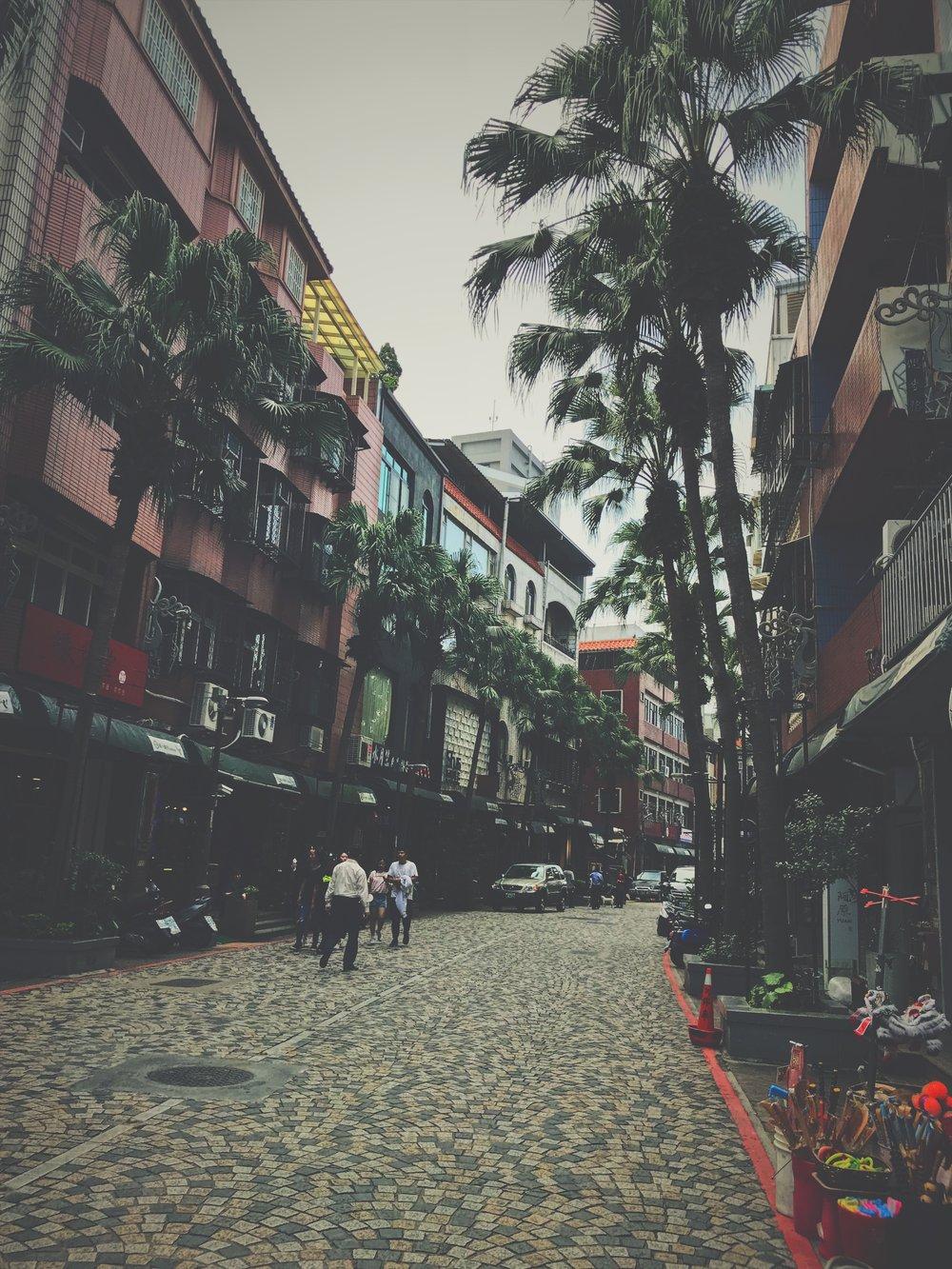 Yingge Ceramics Street