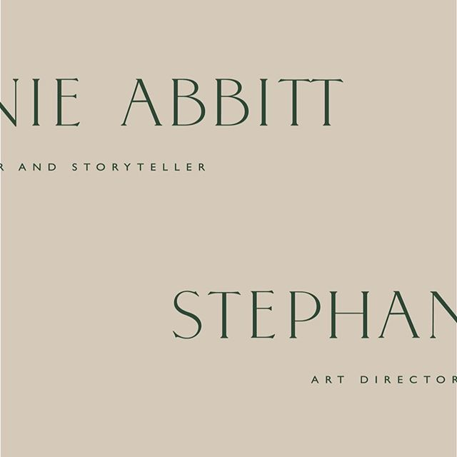 Simple is hard. There's nowhere to hide when you go for 'simple'. Every nuance, detail or mistake is just that more visible when a design is stripped down.....but it's a challenge I love undertaking! . . This is an outtake of the branding I'm currently working on for @stephanieabbitt (she's the absolute best, check her out!). I've customised and adjusted each letter from the original typeface to be more in line with our design strategy goals. Can't wait to show you what we've ended up with! . . . . . . . . #brandingstudio #thevisualscollective #brandingstrategy #brandingdesigner #brandinginspiration #fwportfolio #minimalbrand #minimalmood #minimalaesthetic #simpledesign #brandingforcreatives #branding #brandingagency #brandingdesign #brandingtips #brandingstrategy #brandingcoach #brandinglogo #welovebranding #logobranding #logodesinger #logodesigner #logo_showcase #logoshowcase #goodtype #typographydesign