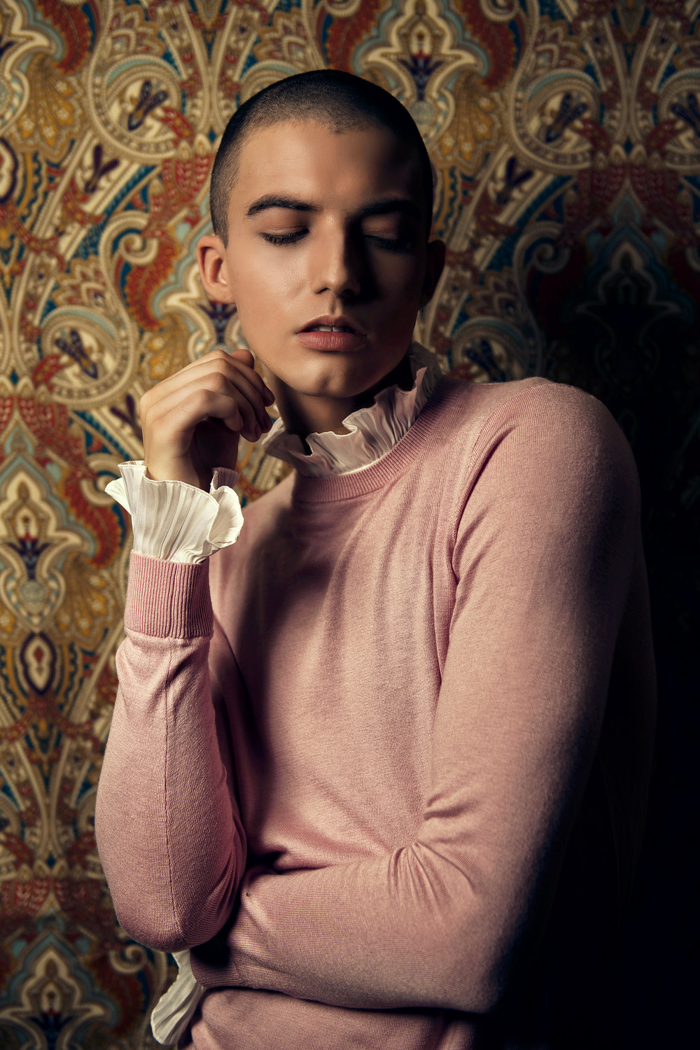 TOP: TED BAKER.Guild Magazine - Copyright 2018