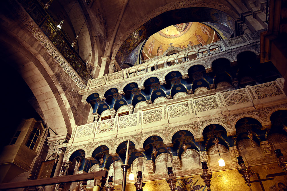 Church of the Holy Sepulchre.Guild Magazine - Copyright 2018