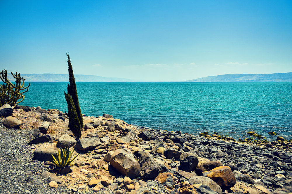 The serene Sea of Galilee is also a popular vacationing spot where people flock to refresh from the scorching heat.Guild Magazine - Copyright 2018
