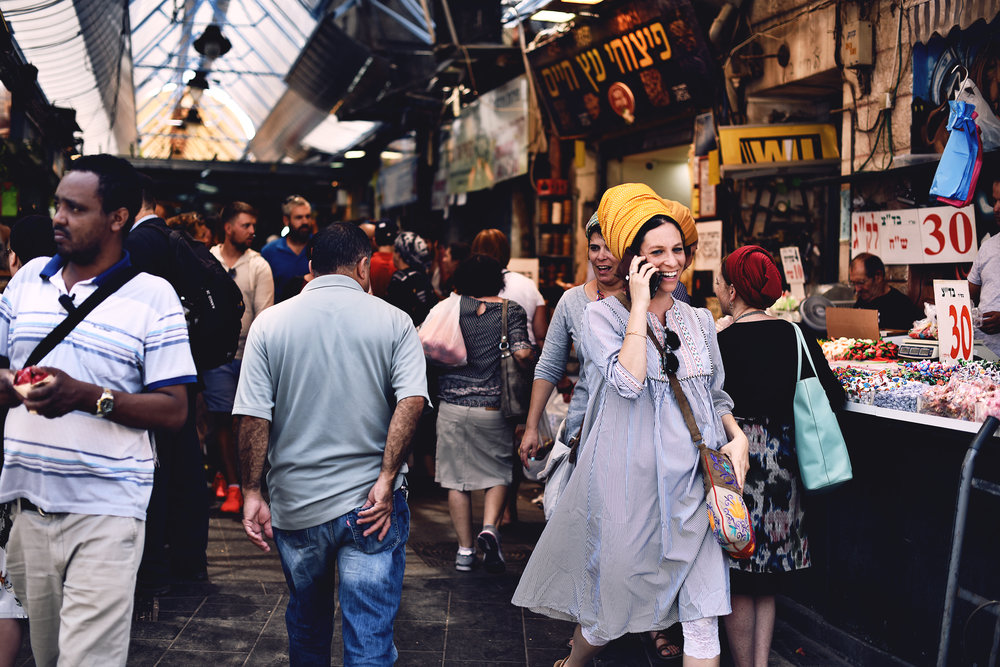 The Mahane Yehuda Market outside the walls of Jerusalem is a must-visit when in the Holy City.Guild Magazine - Copyright 2018