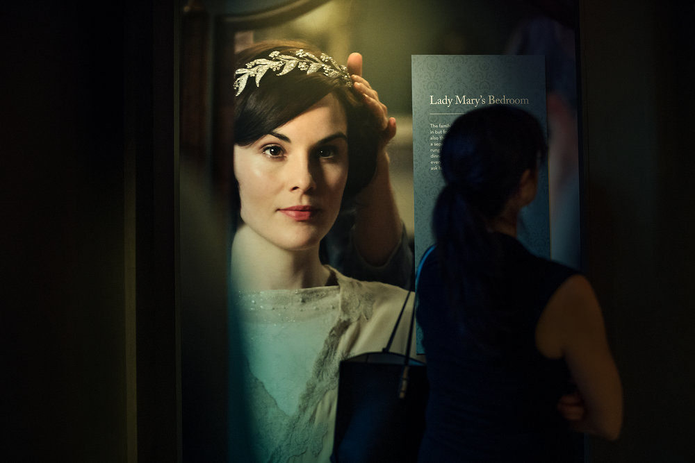 Downton Abbey - The Exhibition, offers its guests an intimate look into the lives of their favorite characters. © Guild Magazine - 2018.