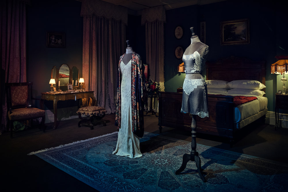 Lady Mary's bedroom. © Guild Magazine - 2018.