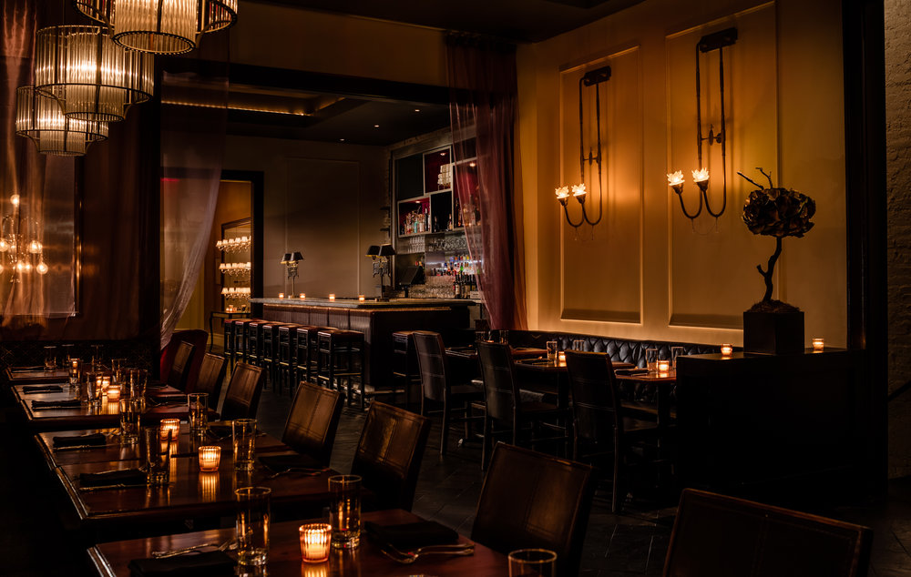 """The """"Beauty & Essex"""" vibe is provided by managing Partner Peter Kane, who orchestrates the dining room with style, sophistication and a deep commitment to hospitality."""