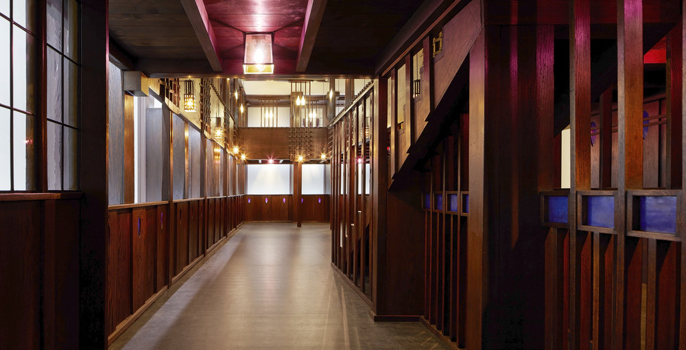 At the heart of the museum, the Scottish Design Galleries feature 300 exhibits drawn from the V&A's rich collections of Scottish design, as well as from museums and private collections across Scotland, and the world. At the center of these galleries stands the magnificent Charles Rennie Mackintosh Oak Room. © Hufton Crow.