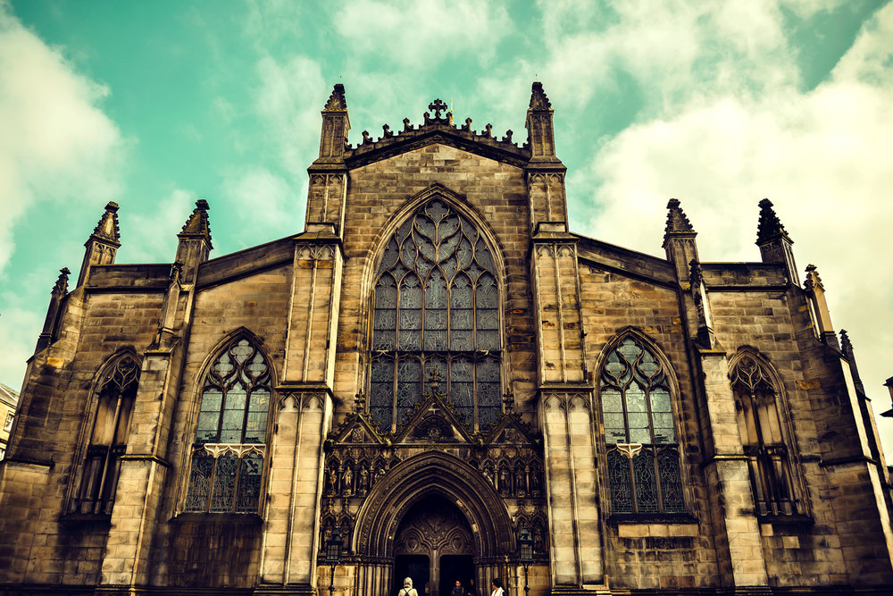 ST. GILES' CATHEDRAL. Guild Magazine. Copyright 2018.