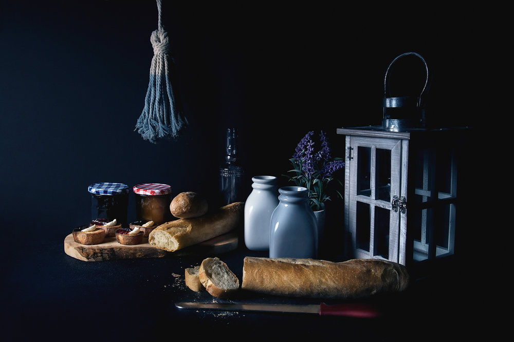 """Memories of France.  """"The bread which became known as the baguette first appeared in its most primitive form in the eighteenth century, then experienced a number of refinements and variations before being (officially) given that name in 1920."""" - Historian Jim Chevallier (from About the Baguette: Exploring the Origin of a French National Icon). Picture: Guild Magazine - Copyright 2018."""