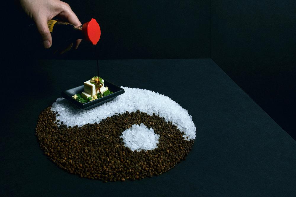 Zen Food Garden.  Guild Magazine - Copyright 2018