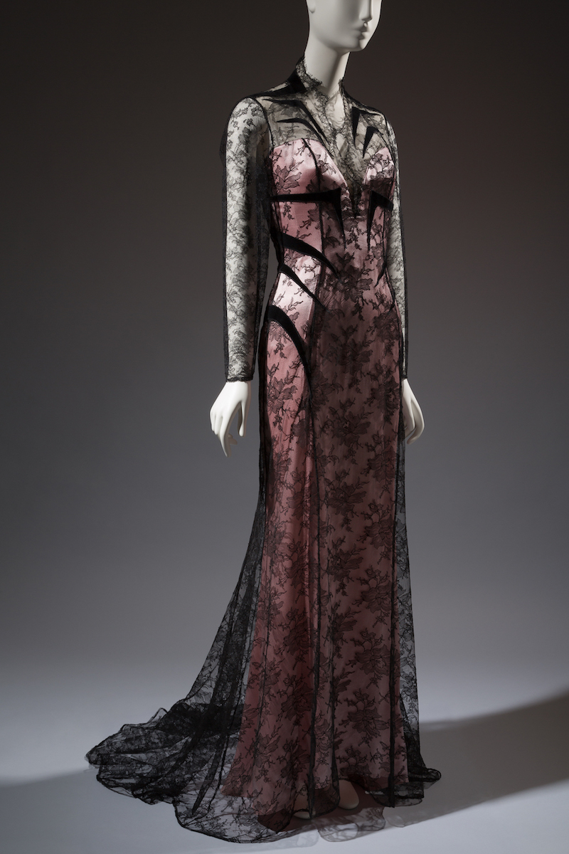 Thierry Mugler, evening gown, 1994, Museum Purchase.