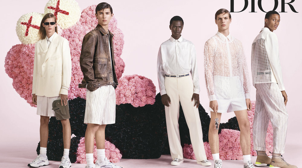 Dior Homme - Summer 2019 Advertising Campaign.