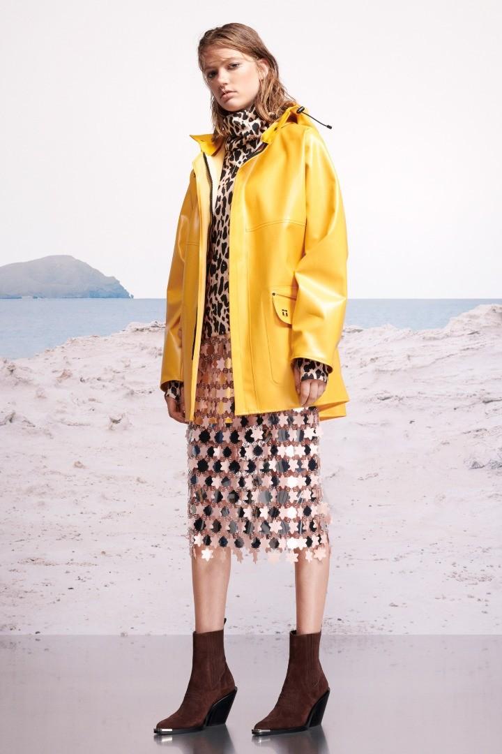 The Raincoat