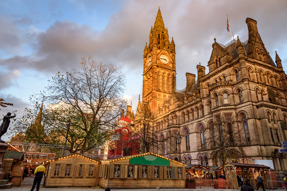 Manchester Christmas Market, England (Photography by Sakhan Photography)