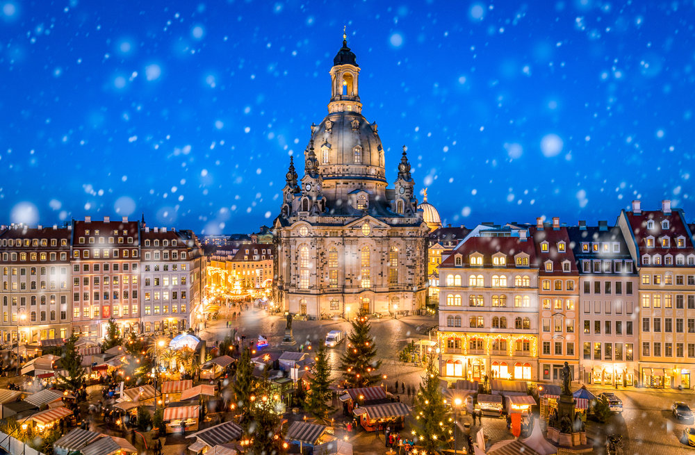 Advent auf dem Neumarkt in Dresden, Germany (Photography by Eyetronic Photography)