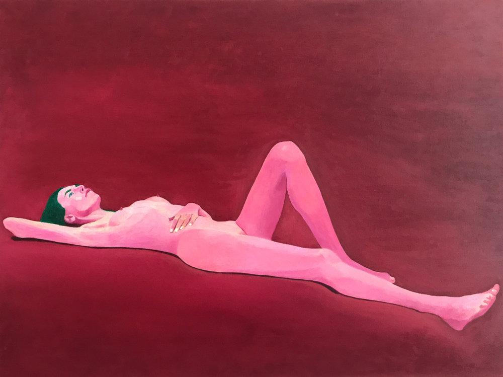 Model Alina Baikova, The Heart Fund - $40,000