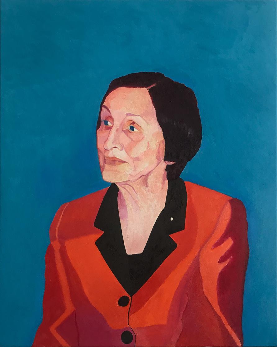 Artist Francoise Gilot, Jonas Salk Legacy Foundation - $28,000