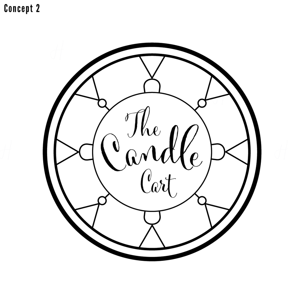 CLIENT: The Candle Cart 🔒 - Click here to preview your artwork...