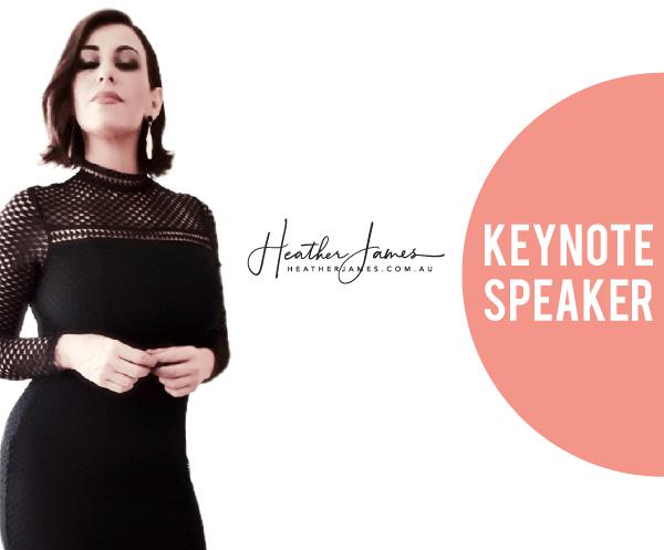Keynote Speaker Heather James Designer