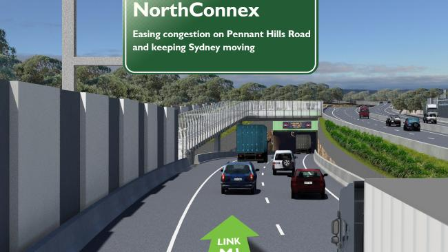 Northconnex - NSW